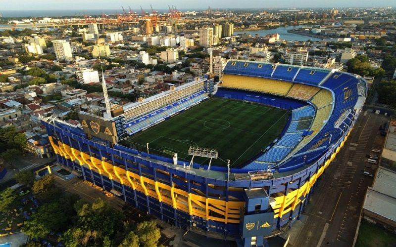 El Estadio Alberto J. Armando - la bombonera - la cancha de boca - el estadio de boca - Los 7 estadios más lindos del fútbol Argentino