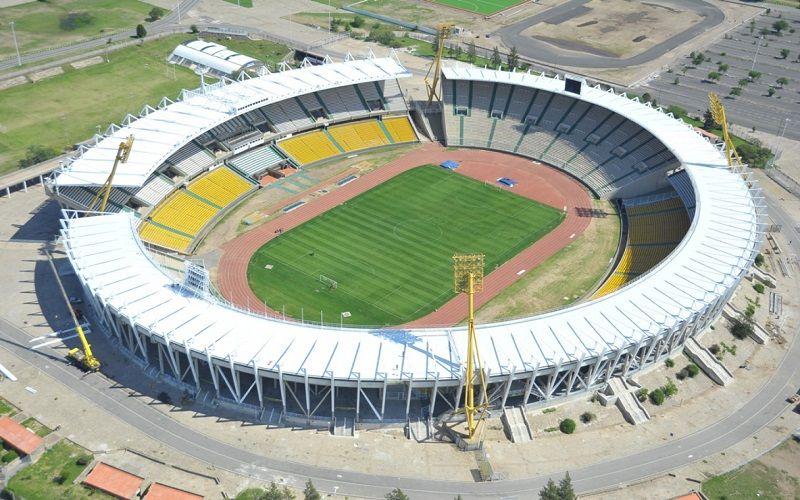 El estadio Mario Alberto Kempes