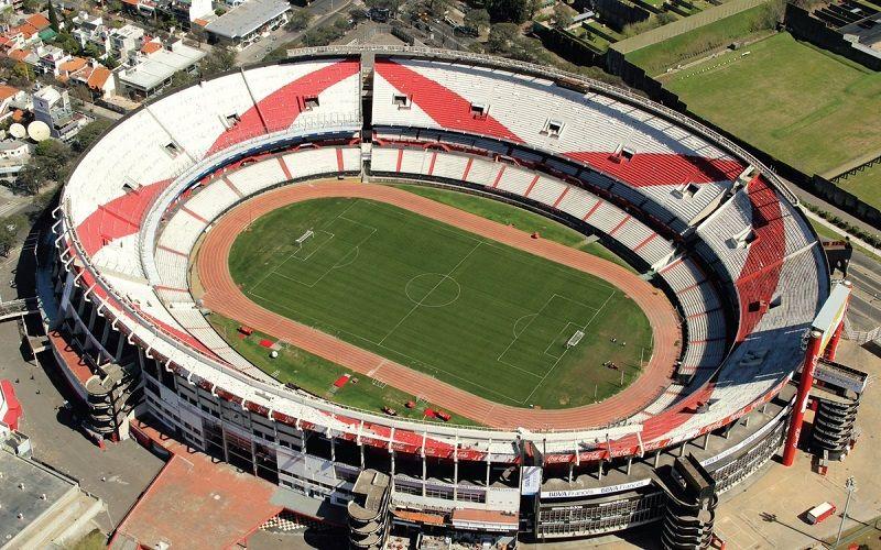 Estadio Antonio Vespucio Liberti - Estadio Monumental - Monumental de Núñez - Club Atlético River Plate