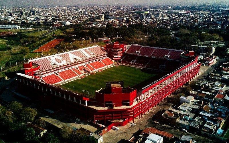 Estadio Libertadores de América, perteneciente al Club Atlético Independiente