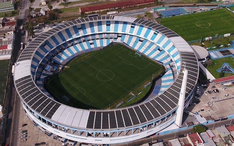 Estadio Presidente Perón - el cilindro de avellaneda