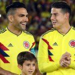 a qué hora juega Colombia