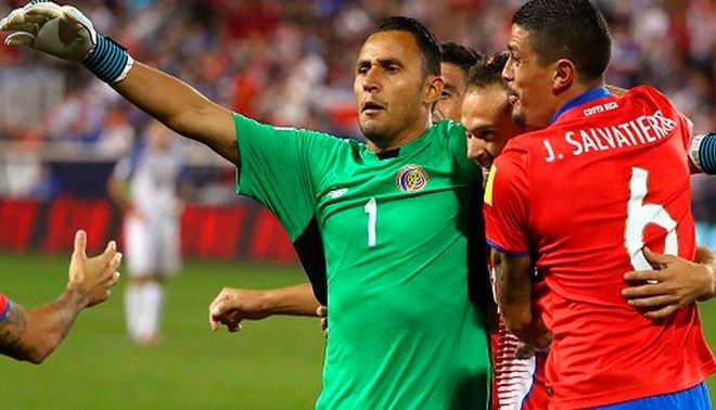 a qué hora juega Costa Rica