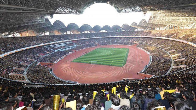 estadios de fútbol más grandes