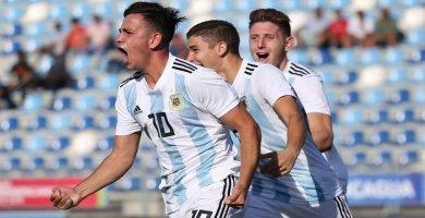 Cuando juega Argentina Sub 20 - Amistosos y Mundial Sub 20