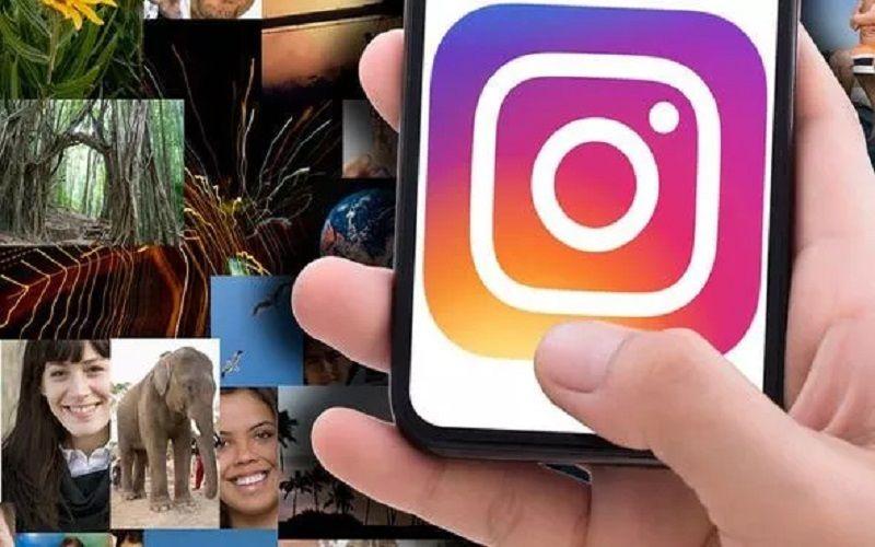 Como poner varias fotos en una sola historia de Instagram