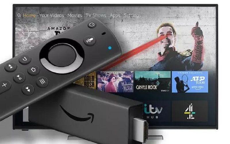 Cómo conectar Amazon Fire TV Stick