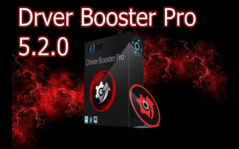 Iobit Driver Booster 5.2 serial key