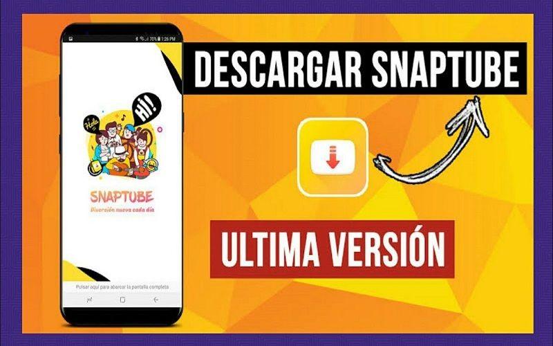 descargar snaptube gratis para Android