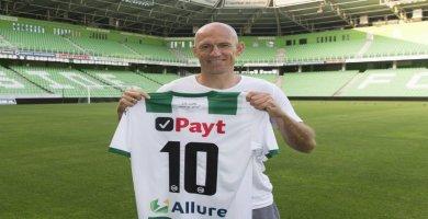 Arjen Robben regresa al FC Groningen