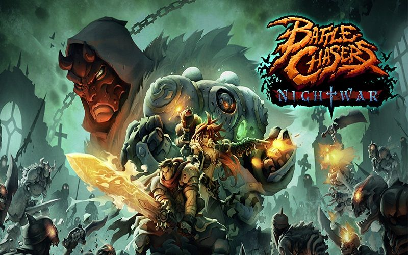 Battle Chasers: Night War