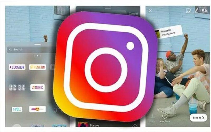 Cómo cambiar el fondo del Instagram Story