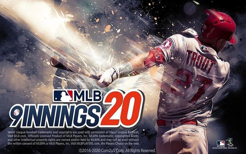 MLB Nine Innings 2020