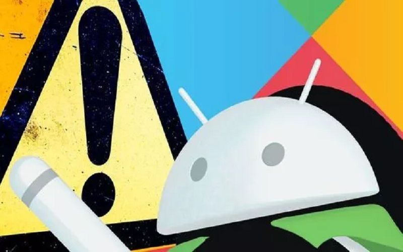 aplicaciones Android bloqueadas por Google