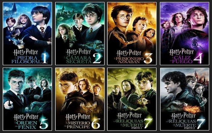 Ver Harry Potter Todas Las Peliculas Gratis En Espanol Latino