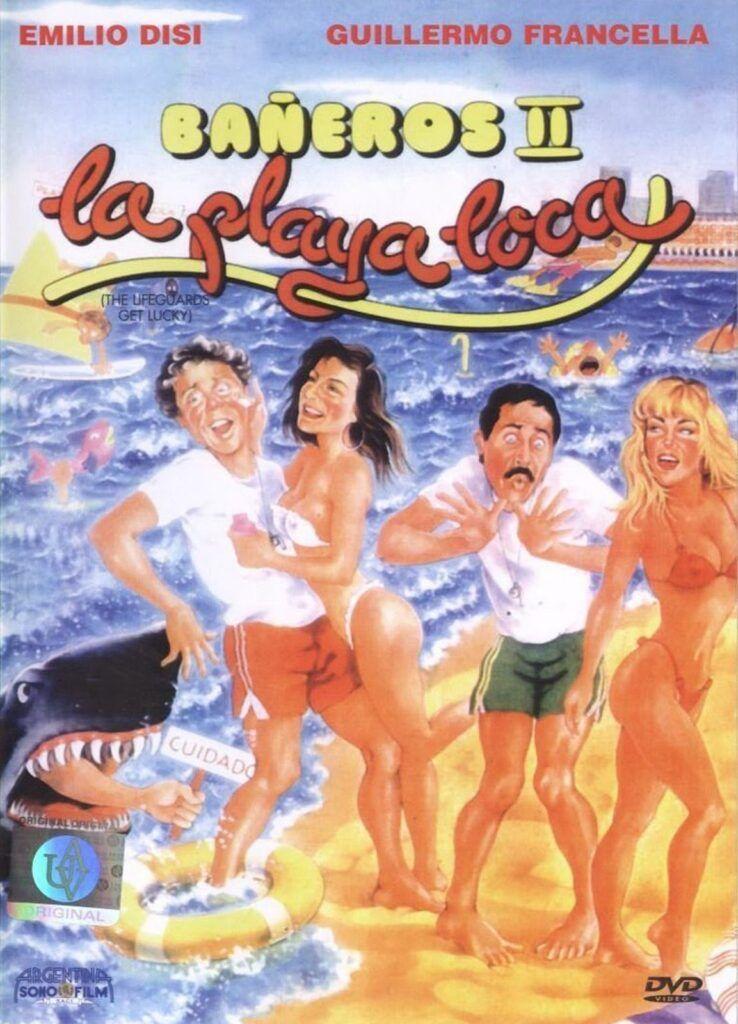 Los Bañeros 2 La Playa Loca