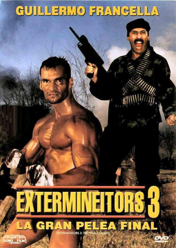 Los Extermineitors 3