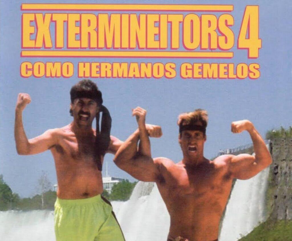 Los Extermineitors 4