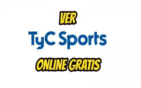 Ver TYC Sports en VIVO online gratis HD