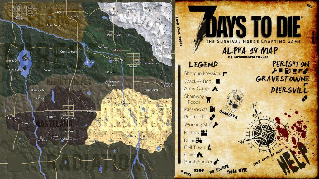 7 days to die maps alpha 19