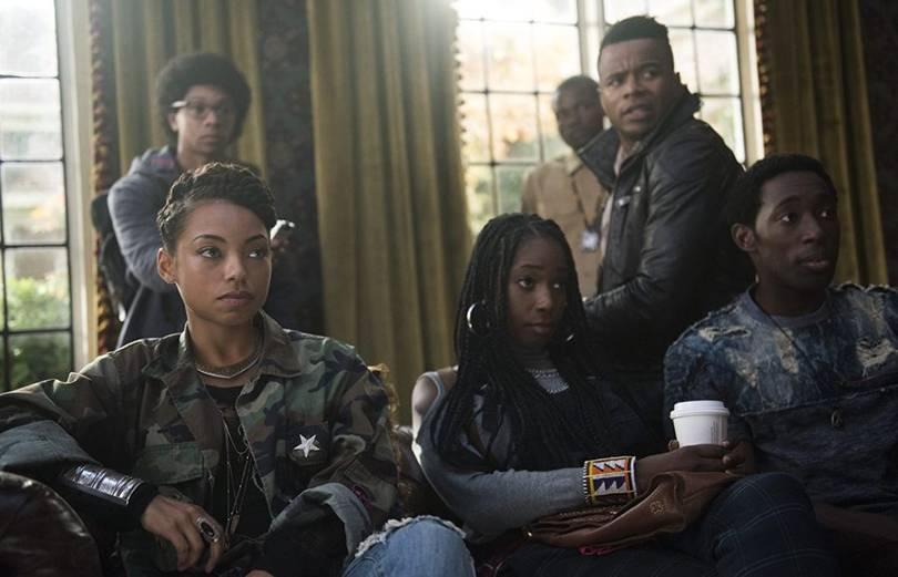 Dear White People - que ver en Netflix