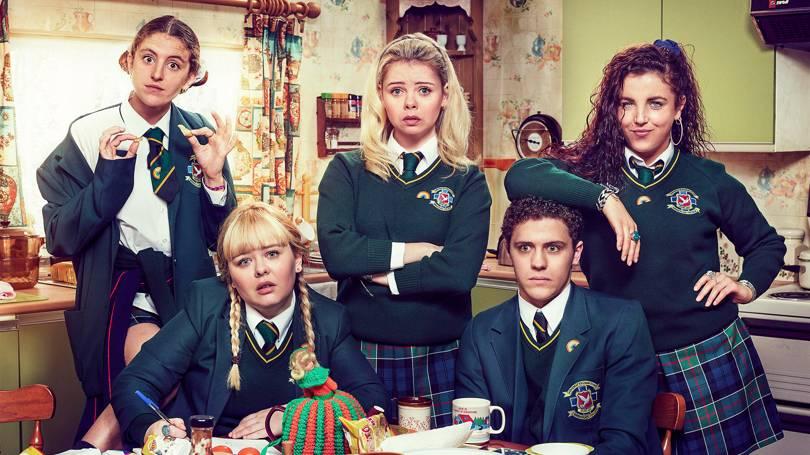 Derry Girls - que ver en Netflix