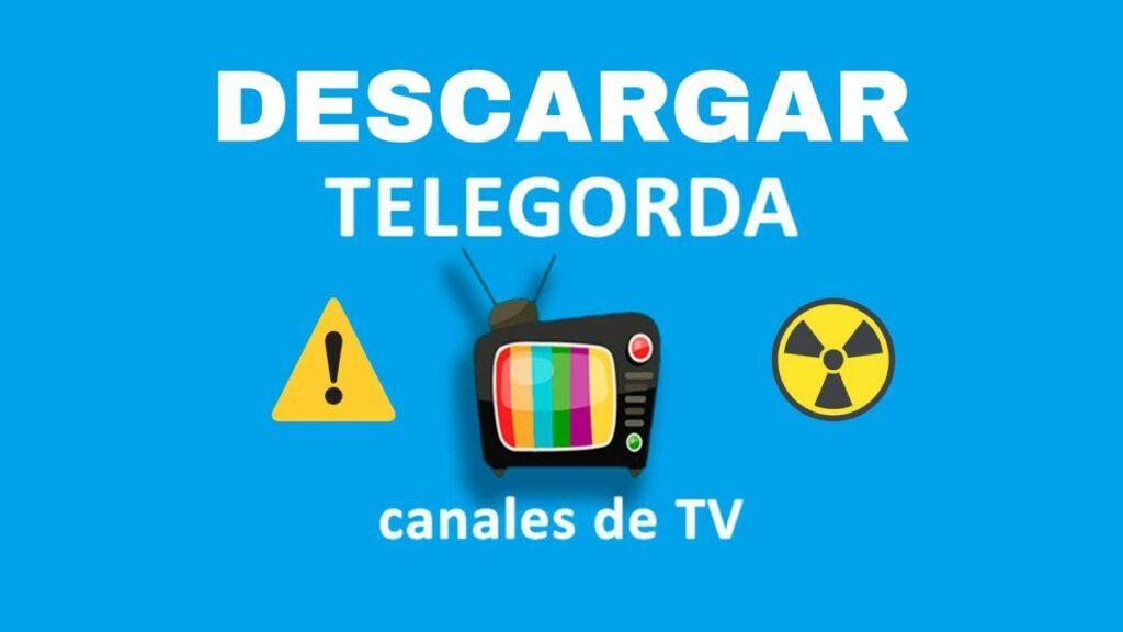 Descargar Telegorda APK para ver canales de TV GRATIS