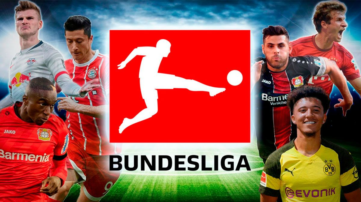 Fútbol Alemán Donde ver la Bundesliga Alemana ONLINE en VIVO