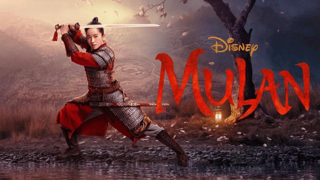 VER Mulan la película 2020