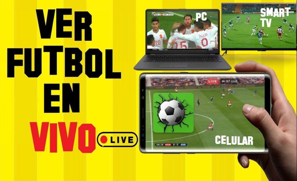 Ver fútbol GRATIS por internet sin cortes - Partidos en vivo GRATIS por internet