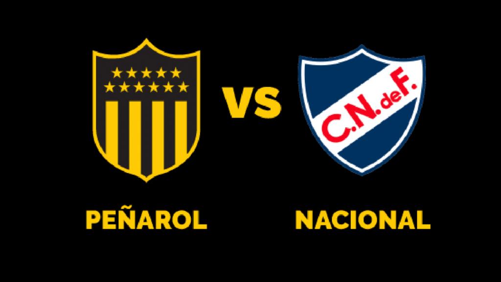 Peñarol vs Nacional Cuándo juegan Por dónde ver el partido