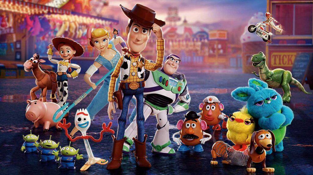 Toy Story Ver todas las pelicula completa en español latino