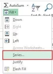 Fill-Series-option-to-number-rows-Columns-in-Excel