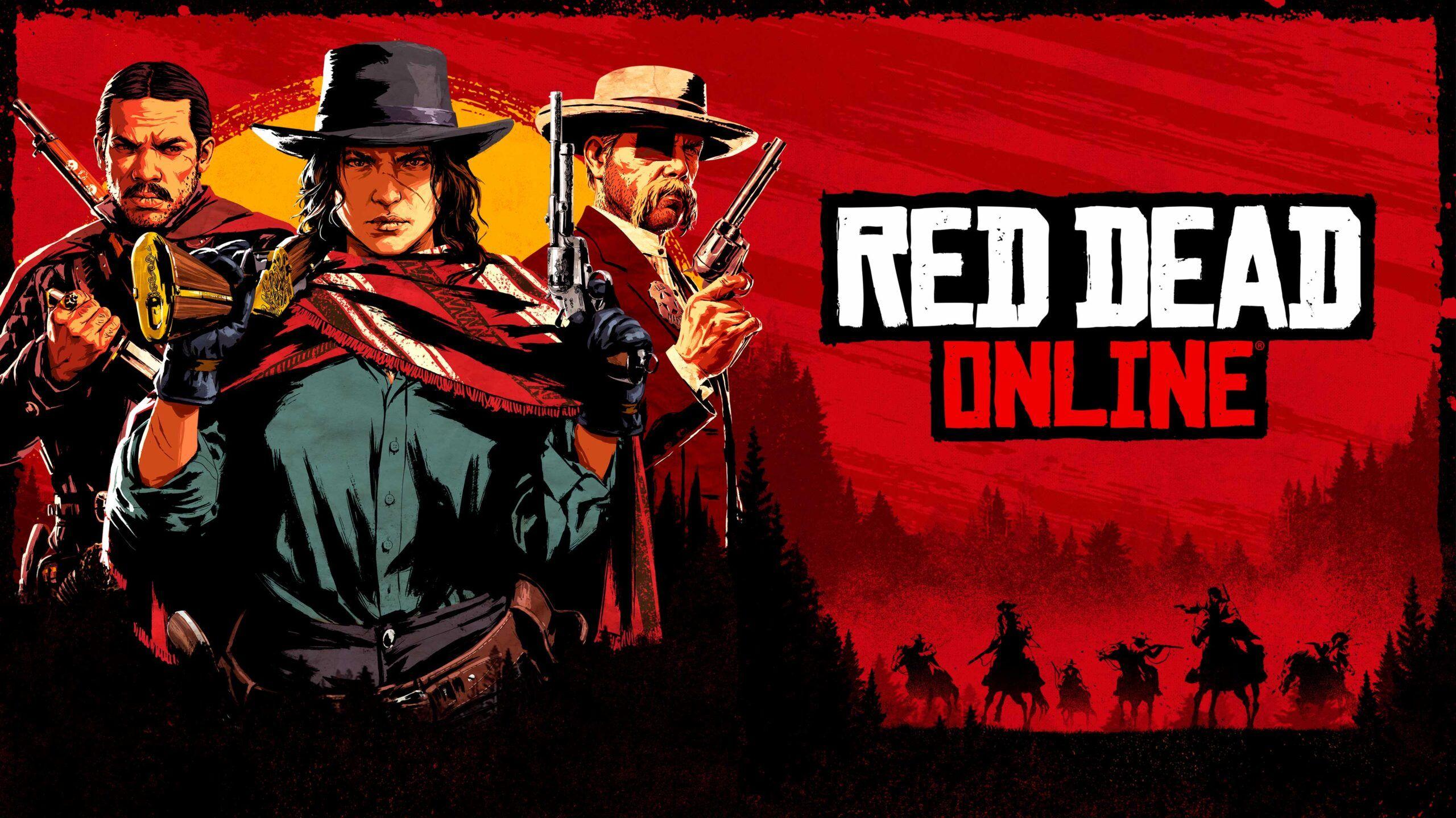 Red Dead Redemption 2 ONLINE Requisitos, guía, tips