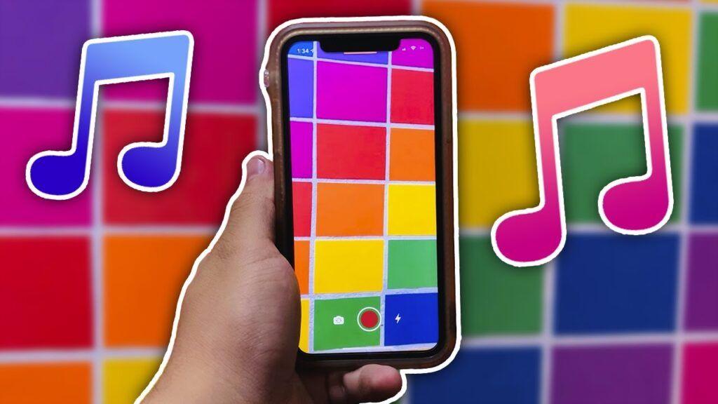 TRUCO iPhone grabar vídeo y reproducir música al mismo tiempo