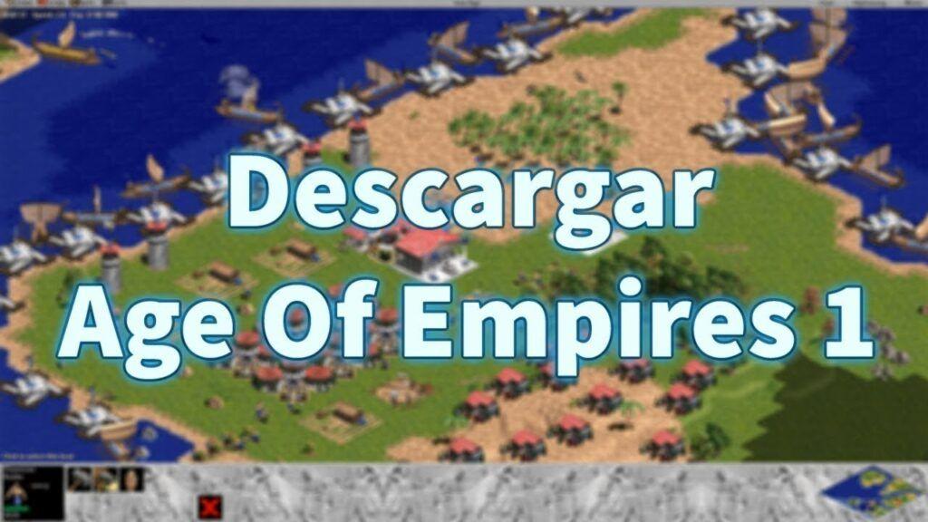 Descargar Age of Empires 1