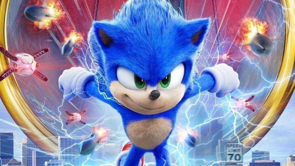Ver Sonic la película Sonic the Hedgehog