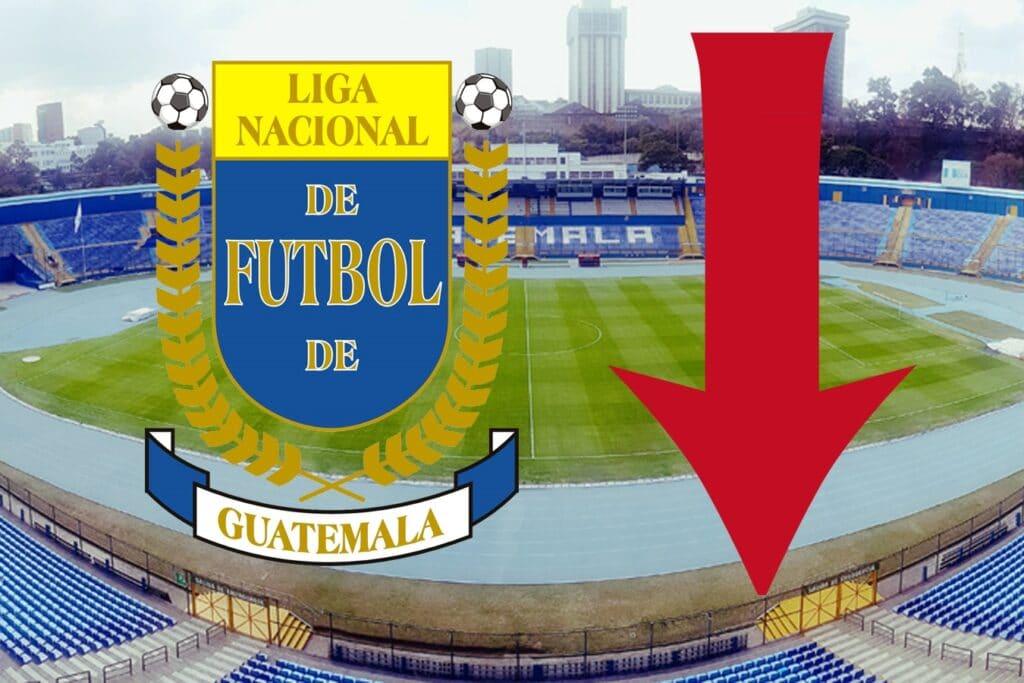 Ver fútbol de Guatemala en VIVO Liga Nacional de Guatemala