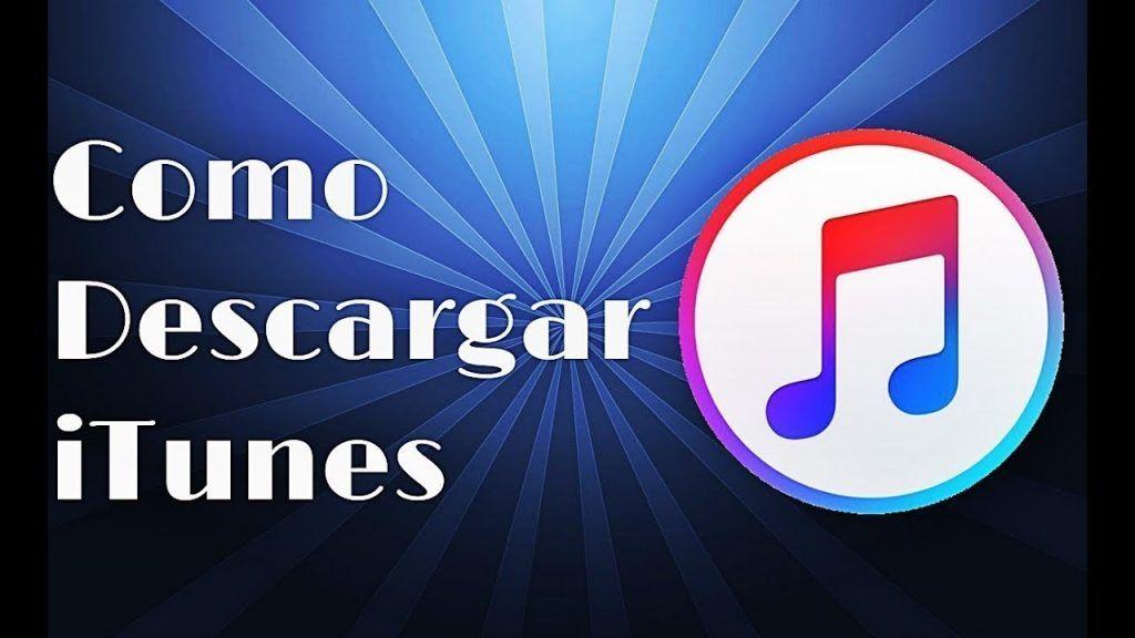 Descargar y usar iTunes para Windows FÁCIL