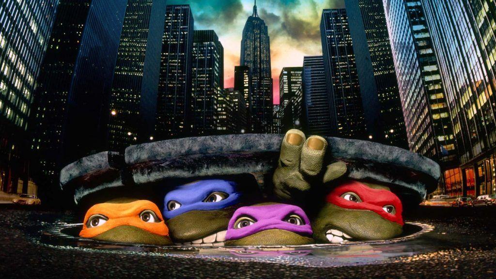 Las Tortugas Ninja (1990, Audio Latino, Película Completa)