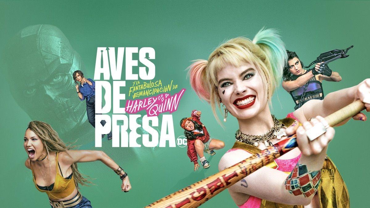 Ver Aves de Presa pelicula completa en español Harley Quinn Birds of Prey