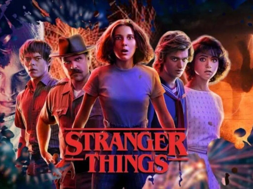 Ver Stranger Things online Temporada 1, 2, 3 y 4 GRATIS