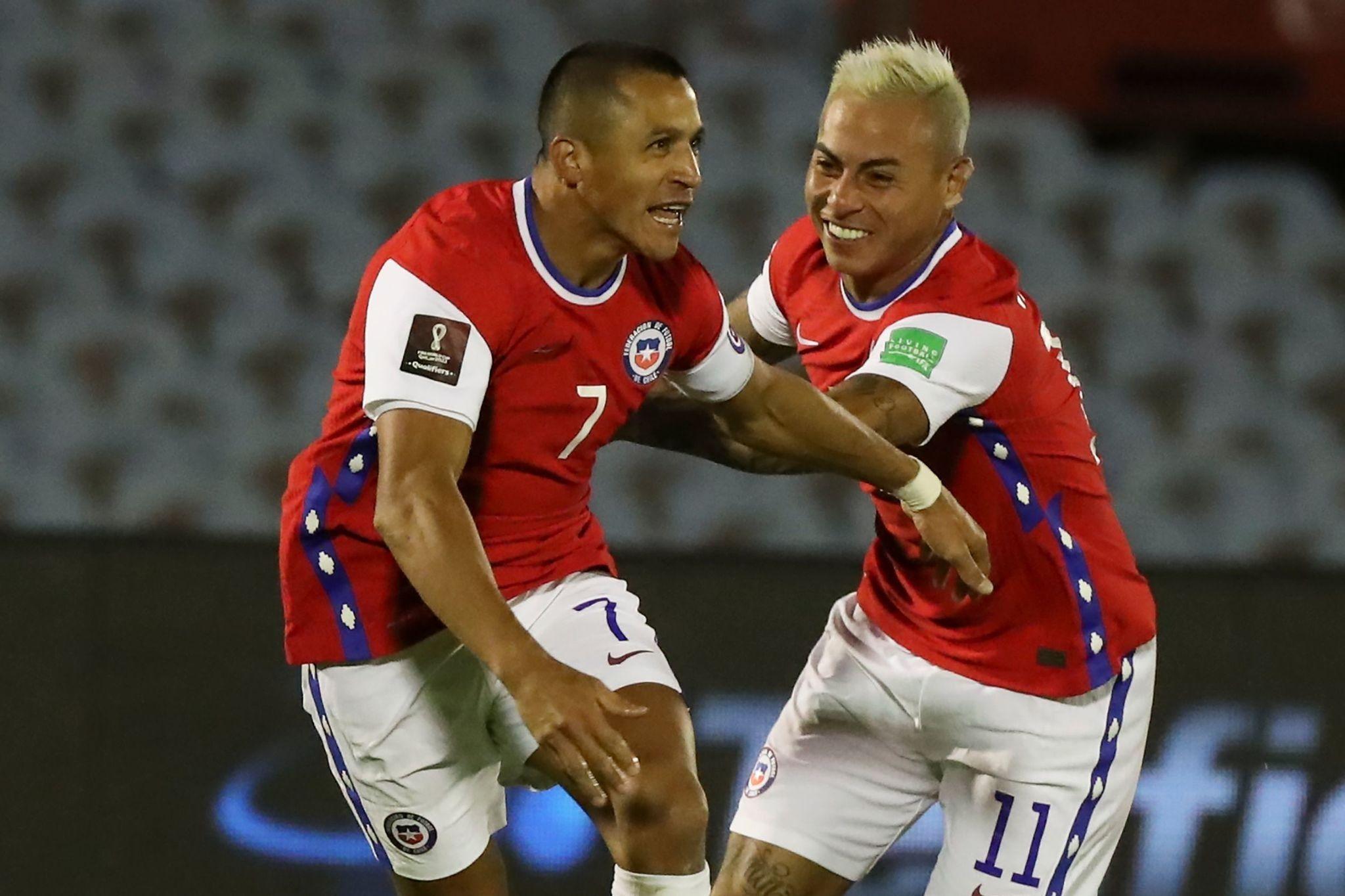A qué hora juega Chile