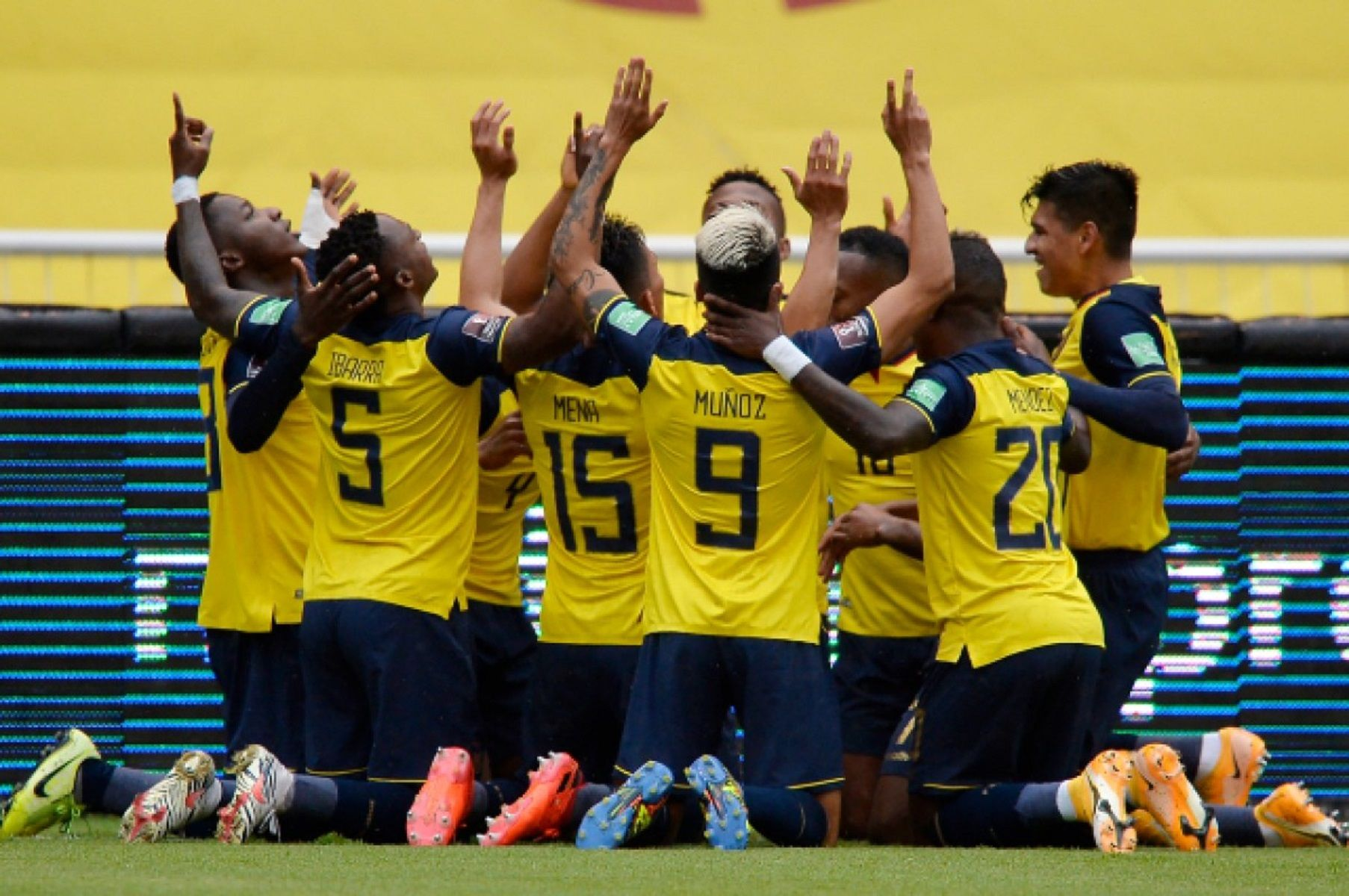 A qué hora juega Ecuador